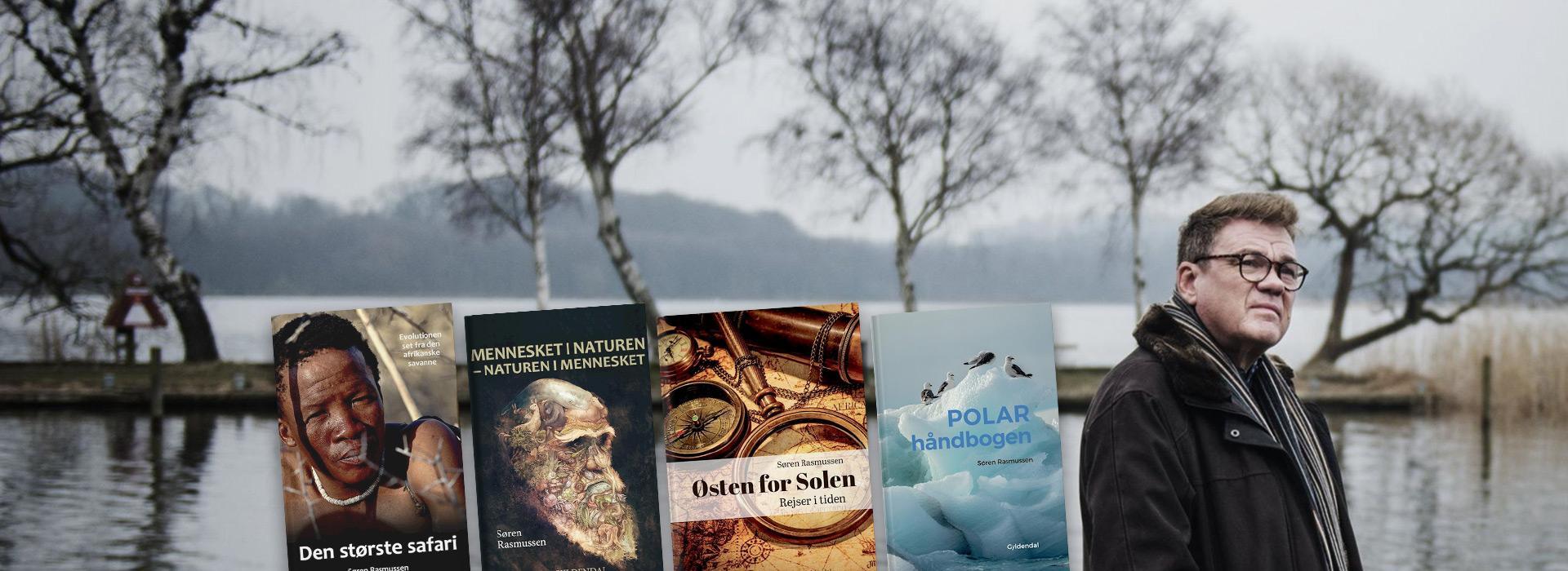 Søren Rasmussen Bøger
